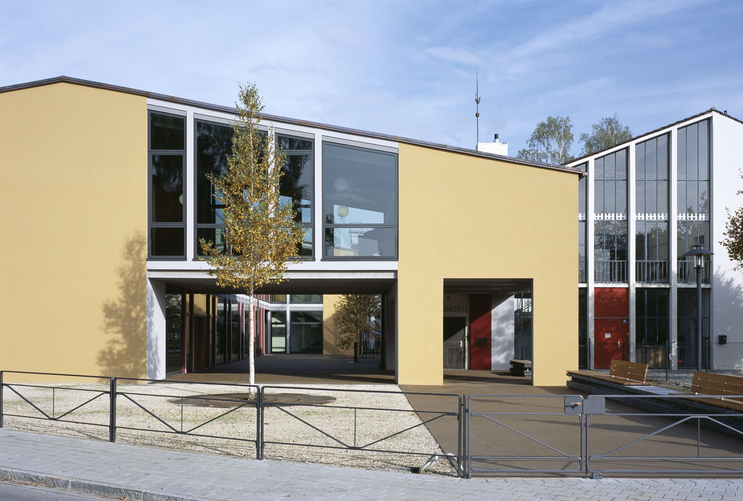 Grundschule in Schondorf am AmmerseeArchitektur: Sunder-Plassmann Architekten