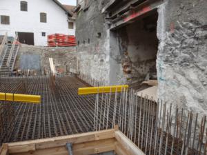 Architekten Ammersee - 17_Bewehrung KG Bodenplatte