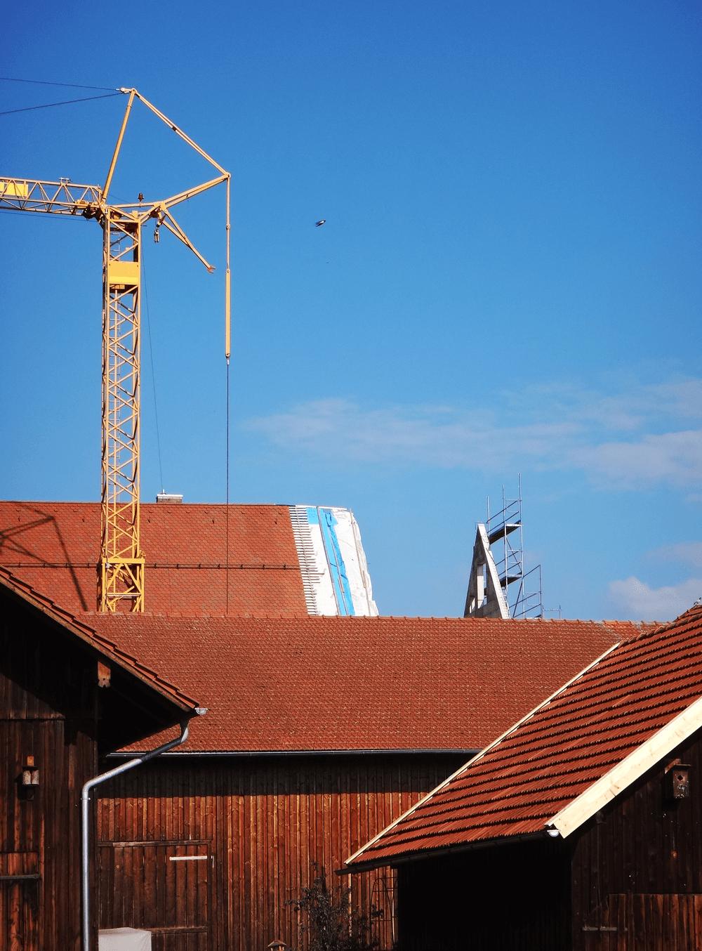 Architekten Ammersee - 26 Baustelle